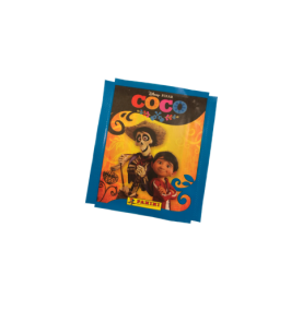 Coco Panini Sobre cromos...