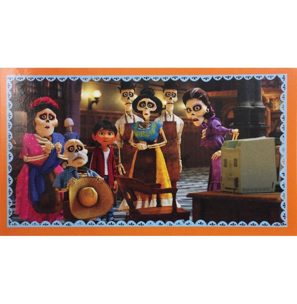 Panini-Disney coco-cromos nº 137