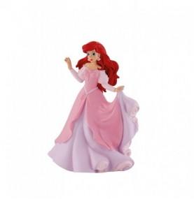 Ariel en vestido rosa 9,5...