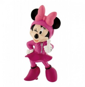 "Corredora Minnie 7 cm/2,8""..."