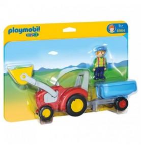6964 1, 2, 3 Tractor con...