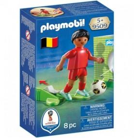 9509 Jugador Belgica...