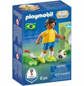 9510 Jugador Brasil Mundial...