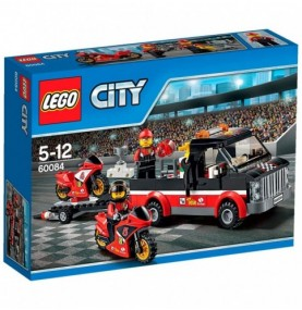60084 Lego City Transporte...