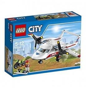 60116 Lego City Avión...