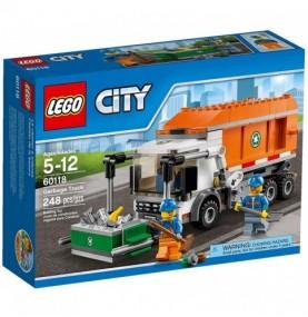60118 Lego City Camión de...