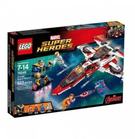 76049 Lego Super Heroes...