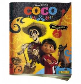 Álbum Coco Pegatinas + 4...