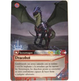 Dracobot Medius Carta Nº5...