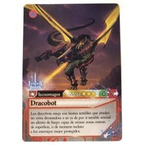 Dracobot Mega Carta Nº6...