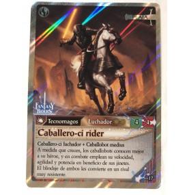 Caballero-ci Rider Luchador...