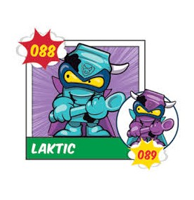 Superzing serie 2 089 LAKTIC