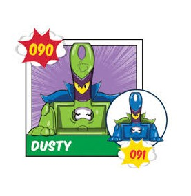 Superzing serie 2 090 DUSTY