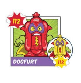 Superzing serie 2 113 DOGFURT