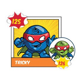 Superzing serie 2 126 TRICKY