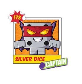 SILVER DICE 178 Superzing...
