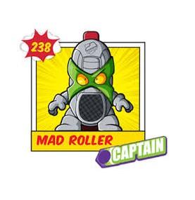 MAD ROLLER 238 Superzing...