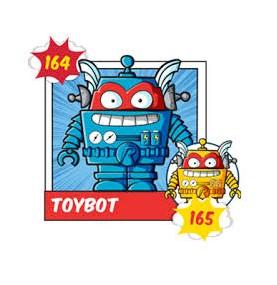 TOYBOT 165 Superzing serie 3