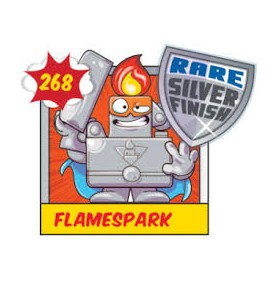 FLAMESPARK 268 Superzing...