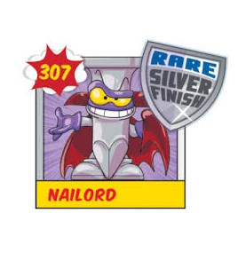 Superzing serie 4 NAILORD 307