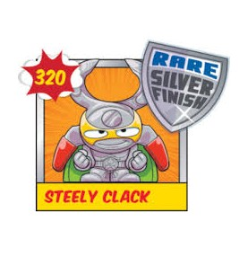 Superzing serie 4 STEELY CLACK