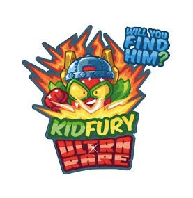 KID FURY Superzing serie 5