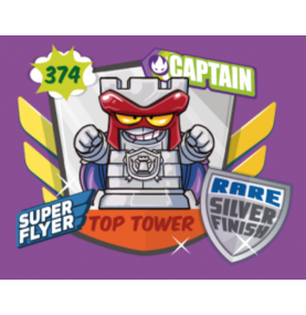 Superzing serie 5 TOP TOWER...