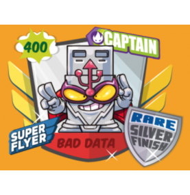 5 BAD DATA 400 Superzing serie
