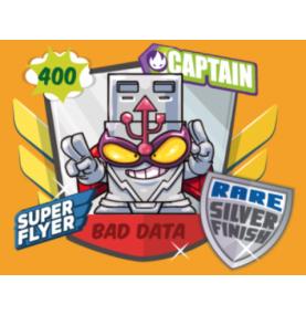 Superzing serie 5 BAD DATA 400