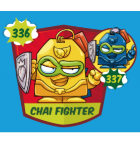 CHAI FIGHTER 336 Superzing...