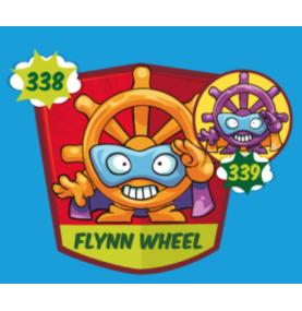 Superzing serie 5 FLYNN...