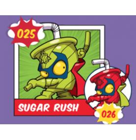 Superzing serie 1 026 SUGAR...