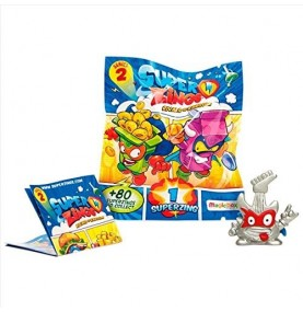 Magic Box Pack SUPERZINGS...