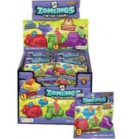 ZOMLINGS serie 4 caja 24...