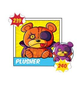 PLUSHER 239 Superzing serie 3