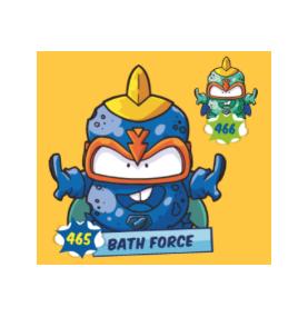 BATH FORCE 465 Superzing...
