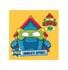 SMILEY SPIKE 463 Superzing...