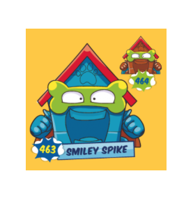 SMILEY SPIKE 464 Superzing...