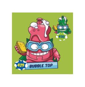 BUBBLE TOP 430  Superzing...