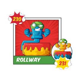 Superzing serie 3  230 ROLLWAY