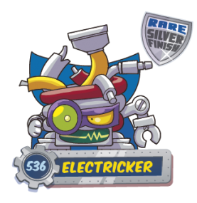 ELECTRICKER 536 Superzing...