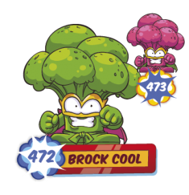 BROCK COOL 472 Superzing...